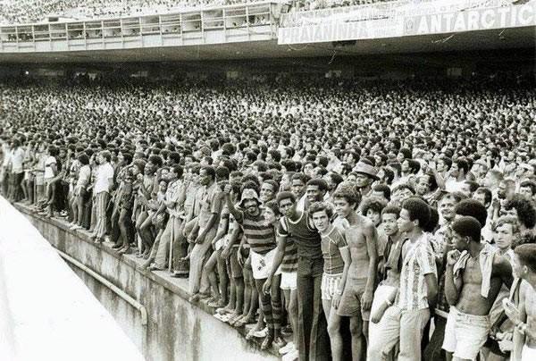 Jornal Vida Brasil Texas geral-maracana Minha História inesquecível no velho Maracanã Destaques  Maracanã