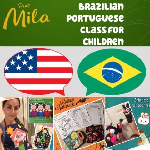 Jornal Vida Brasil Texas portugues-classes Algumas dicas para estimular o uso do português para crianças: Arte & Cultura  português para crianças: