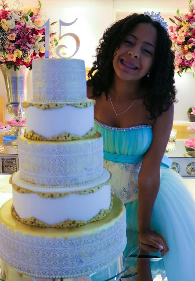 Jornal Vida Brasil Texas Gabriela-Capa-2 A festa de 15 anos de Gabriela Lima. Foi  inesquecível. Destaques Social & Eventos