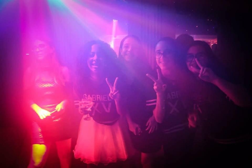 Jornal Vida Brasil Texas Gabriela-danca A festa de 15 anos de Gabriela Lima. Foi  inesquecível. Destaques Social & Eventos