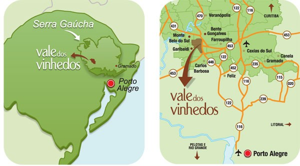 Jornal Vida Brasil Texas vinho-7 The Legacy of Champagne in Brazil Destaques News