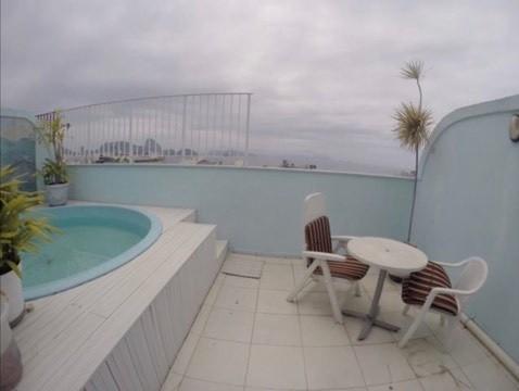 Jornal Vida Brasil Texas Pisc-155 Negócios - Aluga-se Cobertura Duplex em Copacabana, Rio de Janeiro.  News