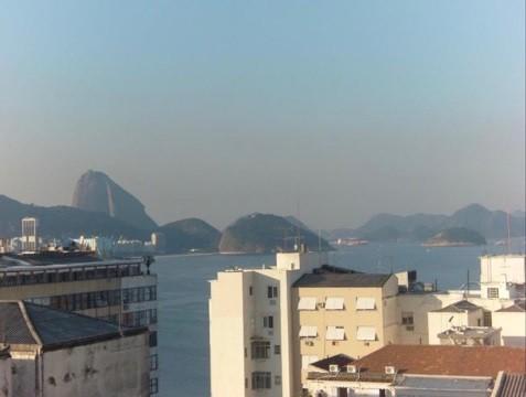 Jornal Vida Brasil Texas Piscina-2222 Negócios - Aluga-se Cobertura Duplex em Copacabana, Rio de Janeiro.  News