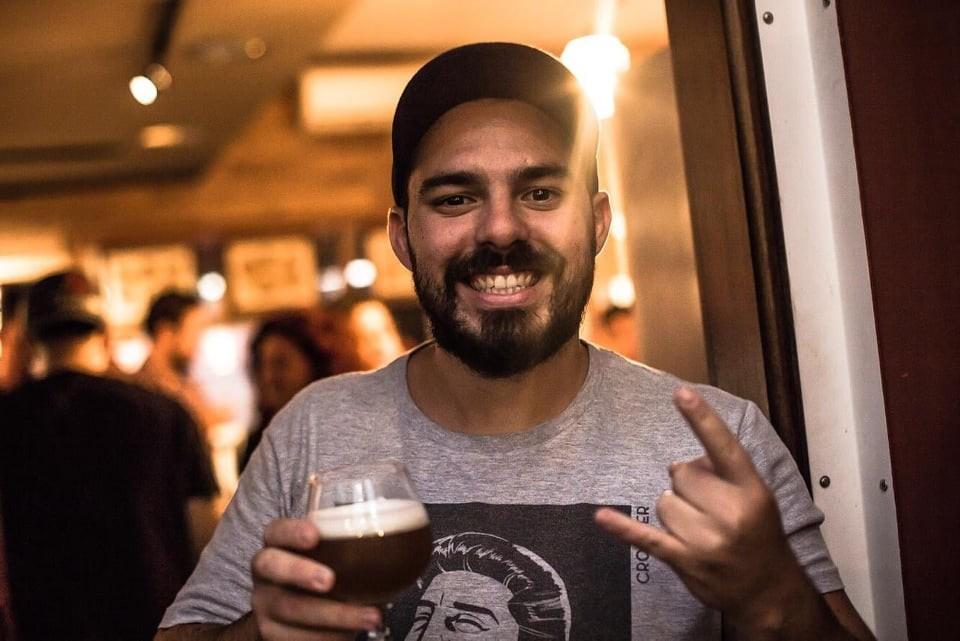 Jornal Vida Brasil Texas Lucas-1 Personality and Business of the Month - Lucas Cremasco e Mafiosa Cervejaria, perfeita combinação. Arte & Cultura Destaques