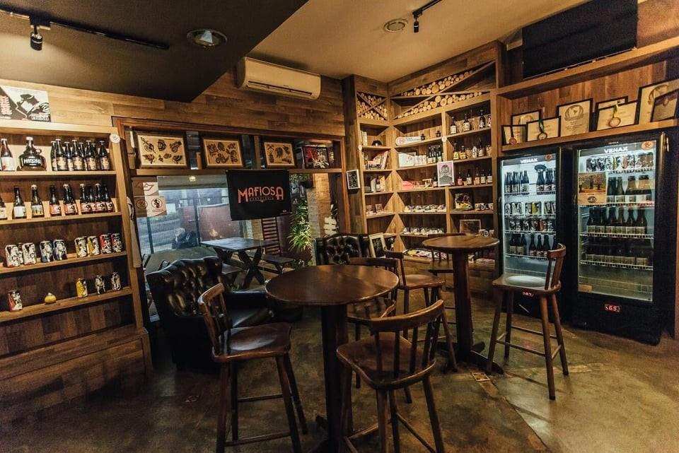 Jornal Vida Brasil Texas Lucas-4 MAFIOSA CERVEJARIA , Valinhos, SP, lugar perfeito para quem gosta de saborear uma cerveja artesanal de alto nível. Arte & Cultura Destaques