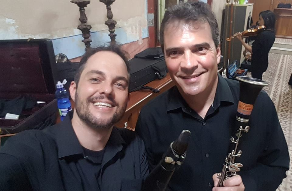 Jornal Vida Brasil Texas Marcelo-111 VIP - Marcelo Meira, genial clarinetista brasileiro residente nos Estados Unidos, volta a Limeira, SP, para um novo e inesquecível concerto após 10 anos. Destaques Social & Eventos