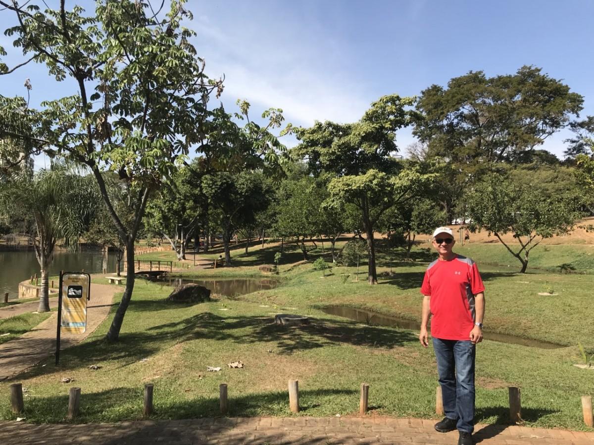 Jornal Vida Brasil Texas Valter-parque-1 O Boxeador Crônicas Destaques