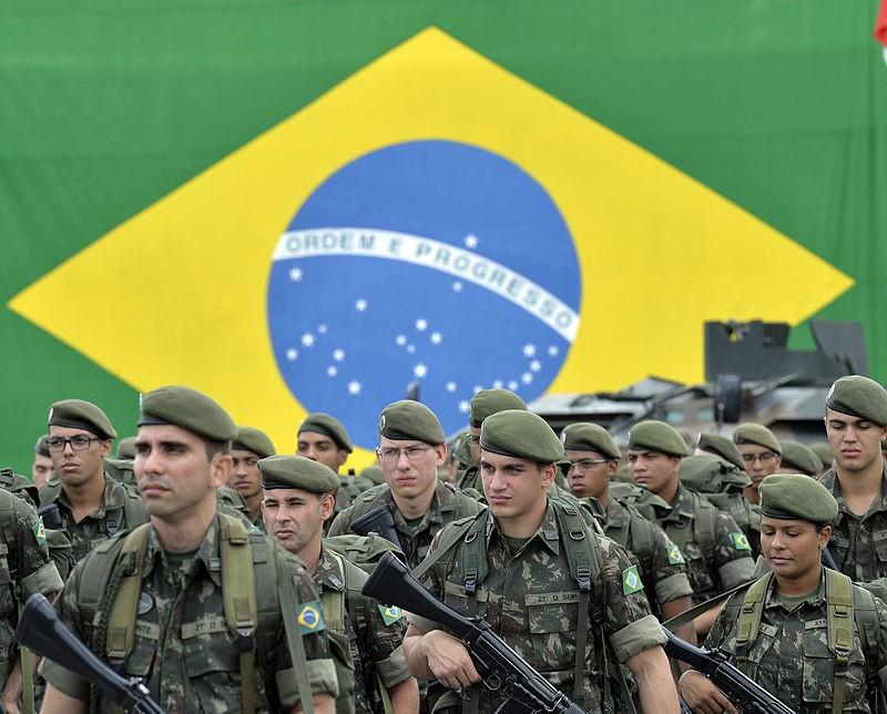 Jornal Vida Brasil Texas Brasil-exercito-22 Crônica - Excesso de Contingente Arte & Cultura Destaques