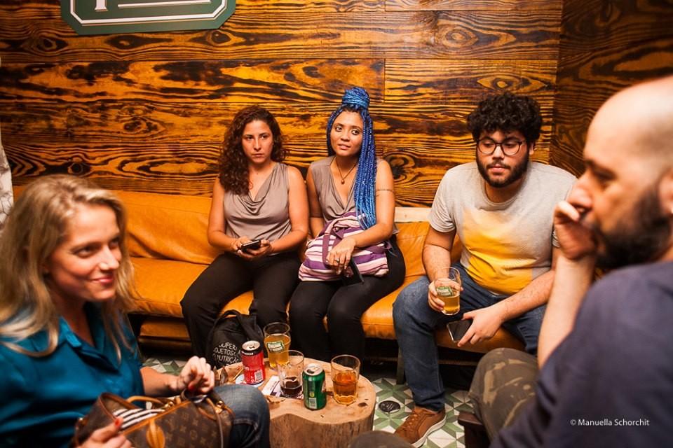 Jornal Vida Brasil Texas Cerva Business of the month - The Drunk Trunk -  No centro do Rio de Janeiro Destaques News