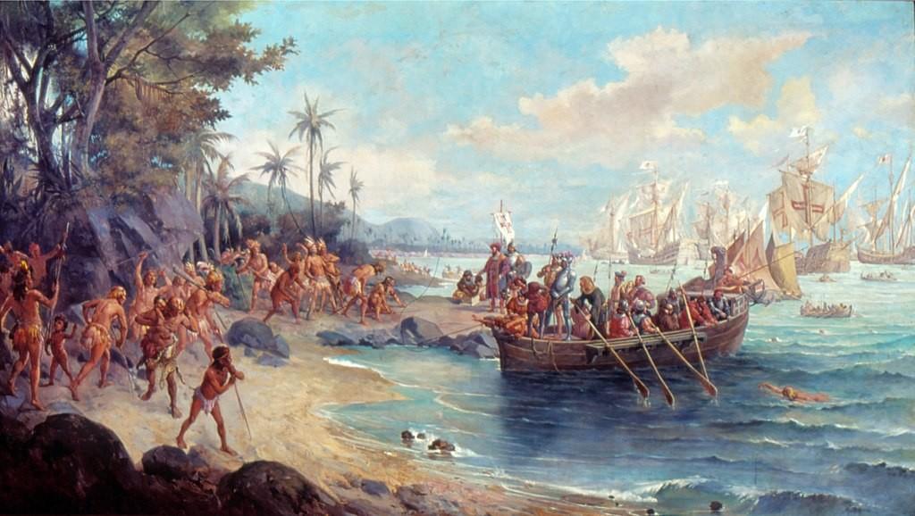 """Jornal Vida Brasil Texas Chegando-na-Bahia """"Descobrimento do Brasil"""" – Epílogo de uma longa história Destaques"""