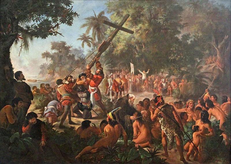 """Jornal Vida Brasil Texas Descobrimento """"Descobrimento do Brasil"""" – Epílogo de uma longa história Destaques"""