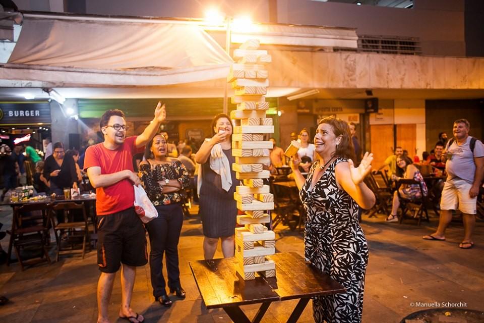 Jornal Vida Brasil Texas Joguinhos Business of the month - The Drunk Trunk -  No centro do Rio de Janeiro Destaques News