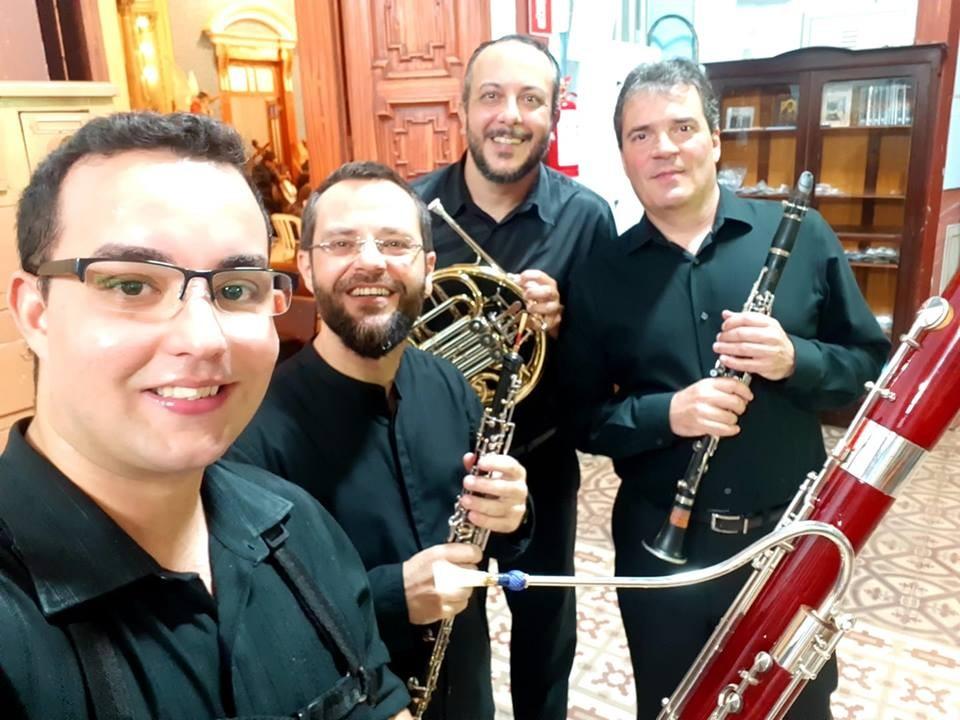 Jornal Vida Brasil Texas Marcelo-44 VIP - Marcelo Meira, genial clarinetista brasileiro residente nos Estados Unidos, volta a Limeira, SP, para um novo e inesquecível concerto após 10 anos. Destaques Social & Eventos