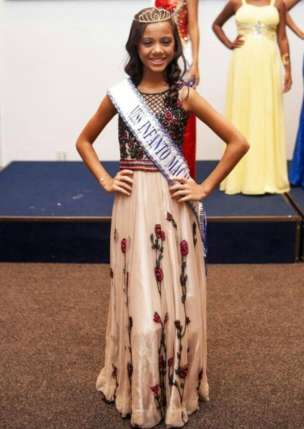 Jornal Vida Brasil Texas Miss-M-3 VIP - Miss Macaé Infanto Juvenil -  A bela Gabriella Bernardes Mendes da Silva Destaques Social & Eventos