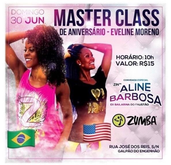 Jornal Vida Brasil Texas ALINE-ALINE-2 Personality of the Month - Aline Barbosa,  ex bailarina do Faustão, direto de Houston, Texas, para se apresentar no Rio de Janeiro Arte & Cultura Destaques