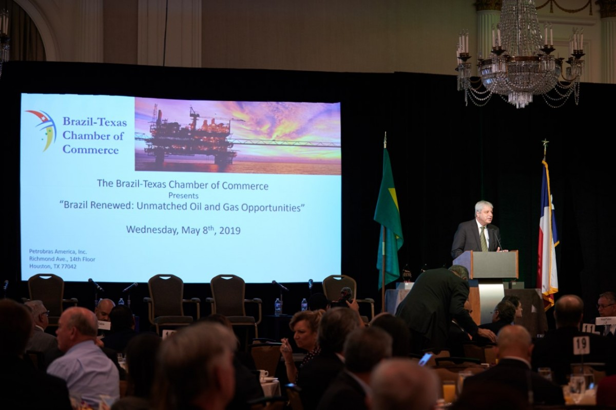 """Jornal Vida Brasil Texas BRATECC-TTT-1 BRATECC Hosted Their Annual Traditional Breakfast, """"Brazil Renewed: Unmatched Oil and Gas Opportunities"""" Destaques News"""