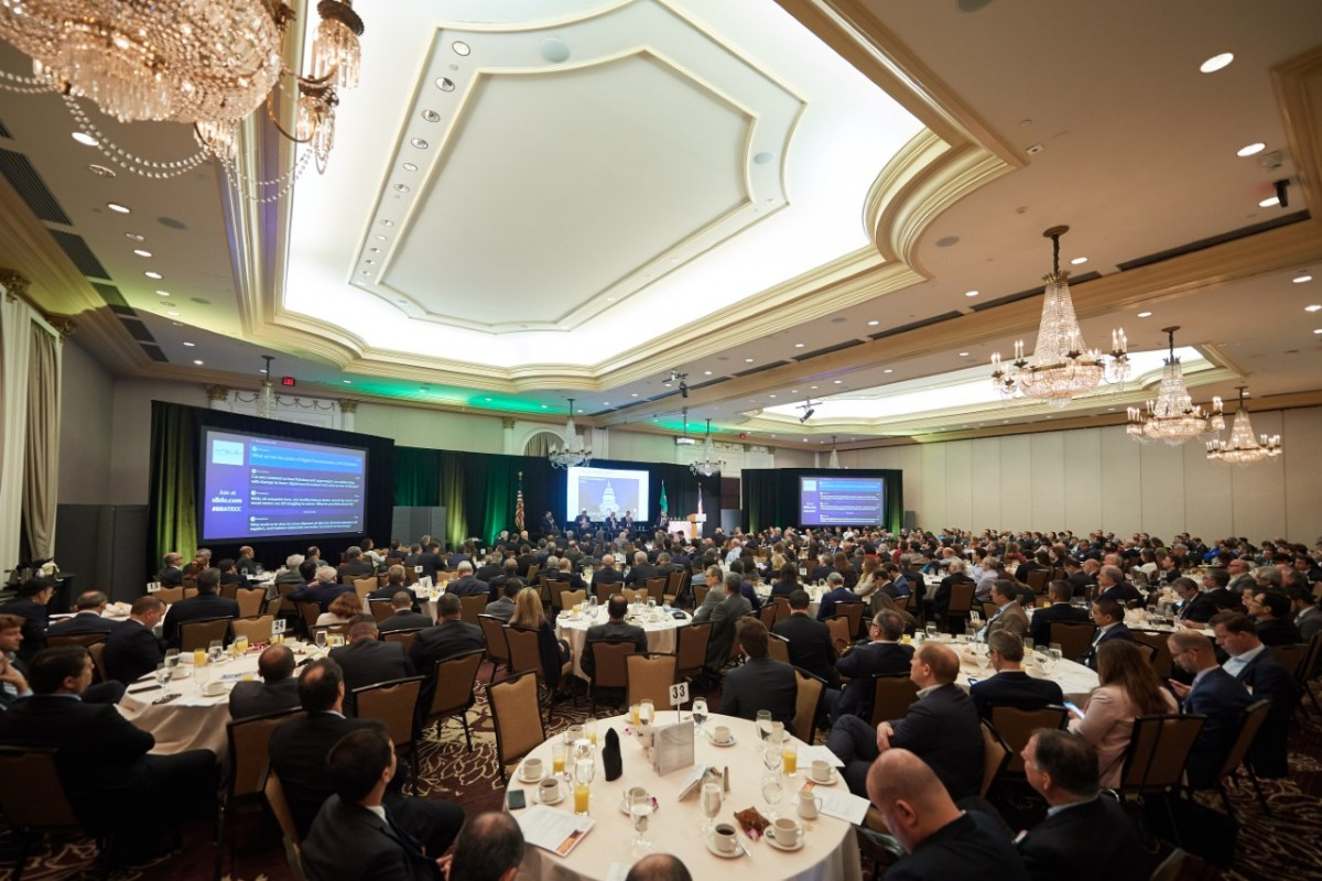 """Jornal Vida Brasil Texas BRATECC-TTT-5 BRATECC Hosted Their Annual Traditional Breakfast, """"Brazil Renewed: Unmatched Oil and Gas Opportunities"""" Destaques News"""