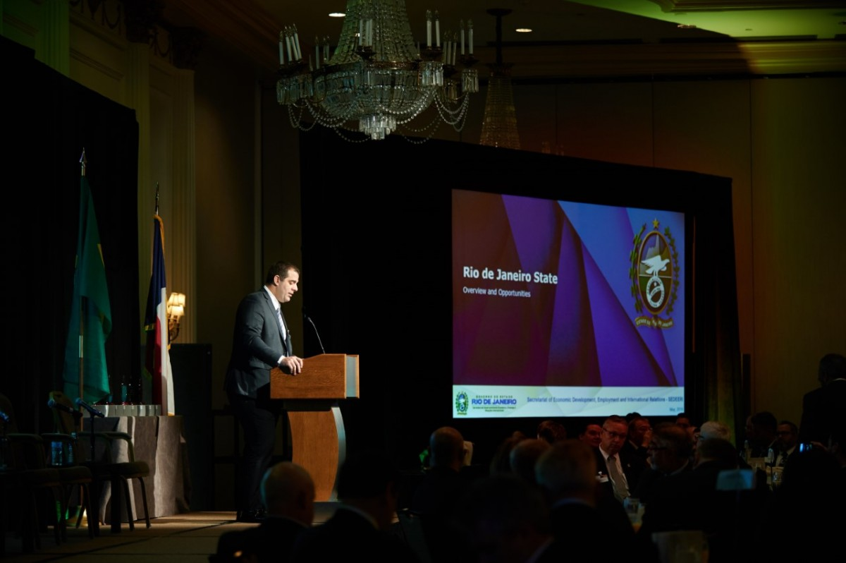 """Jornal Vida Brasil Texas BRATECC-TTT-6 BRATECC Hosted Their Annual Traditional Breakfast, """"Brazil Renewed: Unmatched Oil and Gas Opportunities"""" Destaques News"""