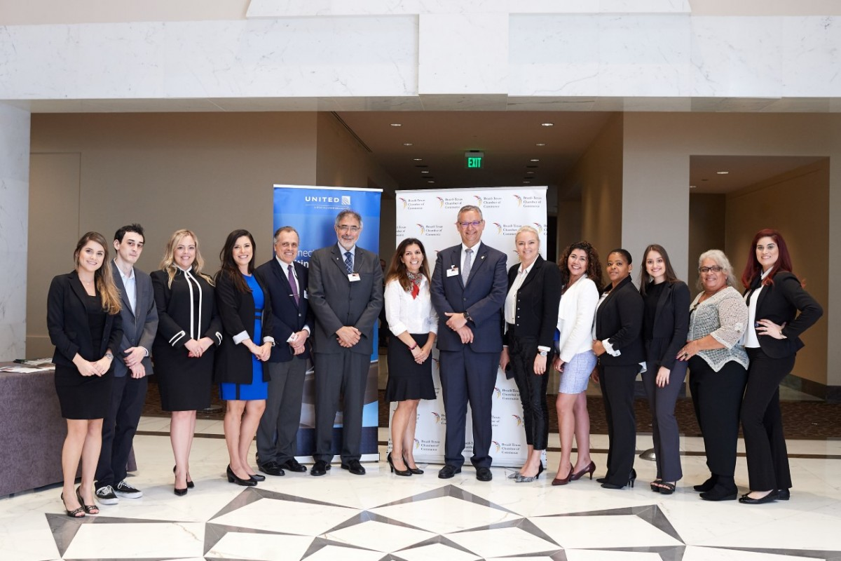 """Jornal Vida Brasil Texas BRATECC-tt2 BRATECC Hosted Their Annual Traditional Breakfast, """"Brazil Renewed: Unmatched Oil and Gas Opportunities"""" Destaques News"""
