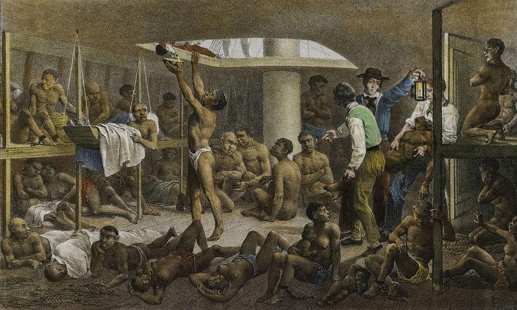 Jornal Vida Brasil Texas Escravos-1 Crônica - Assassinatos e População Negra Arte & Cultura Destaques