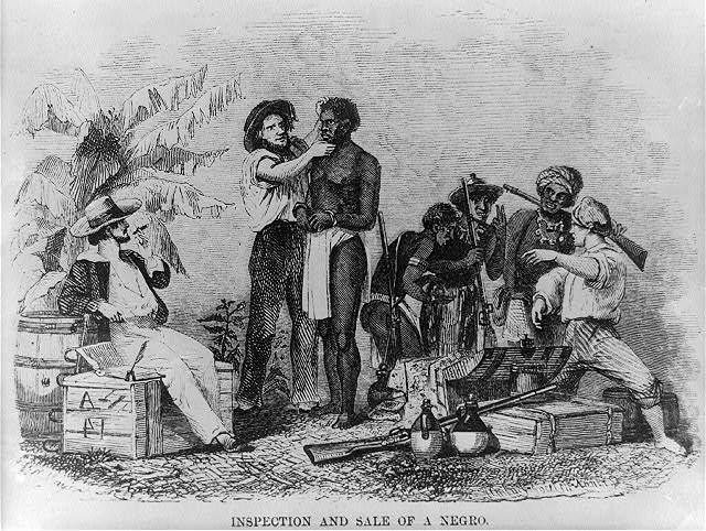 Jornal Vida Brasil Texas Escravos-2 Crônica - Assassinatos e População Negra Arte & Cultura Destaques