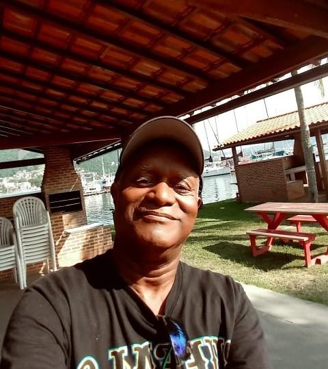 """Jornal Vida Brasil Texas Grande-Ze-1 """"VIP"""" José da Silva, Coronel do Corpo de Bombeiros do Rio de Janeiro e Professor de Educação física - Um grande exemplo  Afrodescendente Destaques"""