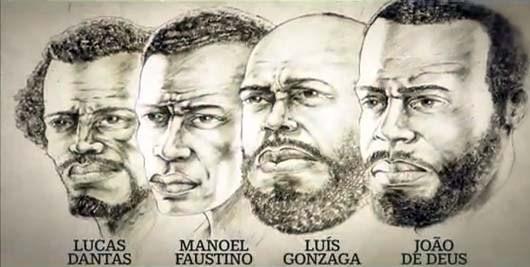 Jornal Vida Brasil Texas Negros-negros Crônica - Memória da Revolta dos Búzios será objeto de edital Arte & Cultura Destaques