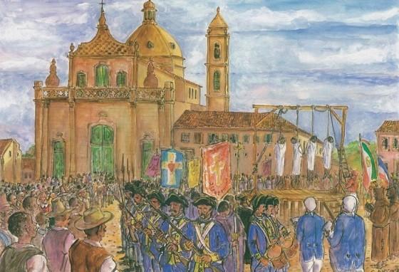 Jornal Vida Brasil Texas REVOLTA-2 Crônica - Memória da Revolta dos Búzios será objeto de edital Arte & Cultura Destaques