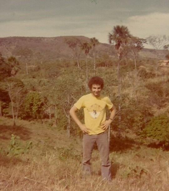 Jornal Vida Brasil Texas Valter-no-mato Crônica - Homem de Preto Crônicas Destaques