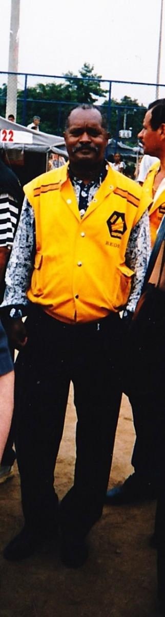"""Jornal Vida Brasil Texas Ze-1000 """"VIP"""" José da Silva, Coronel do Corpo de Bombeiros do Rio de Janeiro e Professor de Educação física - Um grande exemplo  Afrodescendente Destaques"""