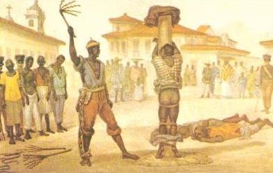 Jornal Vida Brasil Texas escravos-3 Crônica - Assassinatos e População Negra Arte & Cultura Destaques