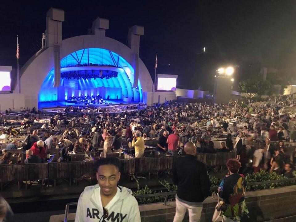 Jornal Vida Brasil Texas Los-Angeles-2 Social - Ivan Lins, espetacular show no Hollywood Bowl, na Califórnia. Destaques News