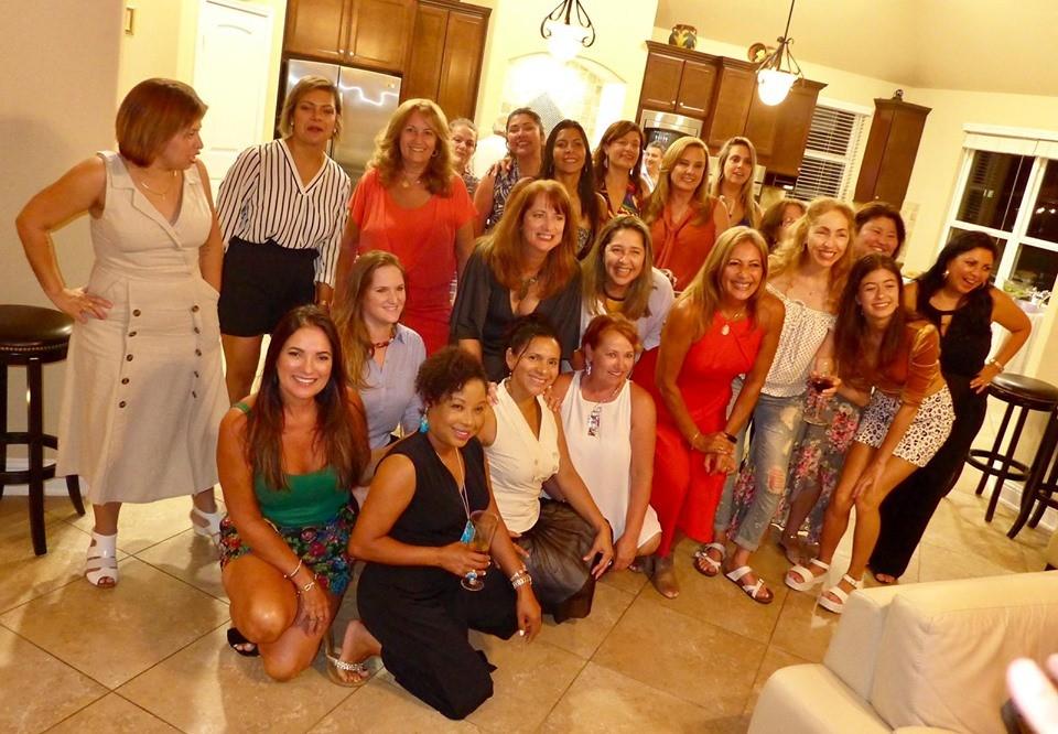 Jornal Vida Brasil Texas doris-11 Ariel Seleme, Vice-cônsul do Brasil em Honduras e escritor, é recepcionado pelos seus grandes amigos  de Houston, Texas. Destaques Social & Eventos