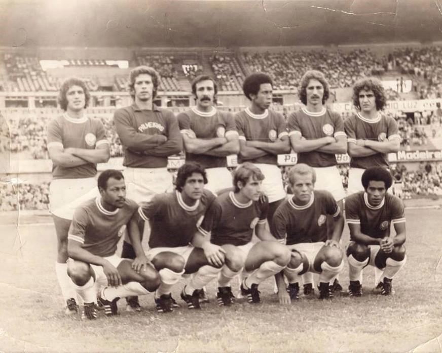 Jornal Vida Brasil Texas ERB-Palmeiras-2 Crônica -  Erb Rocha - Um grande craque do futebol do passado. Crônicas Destaques