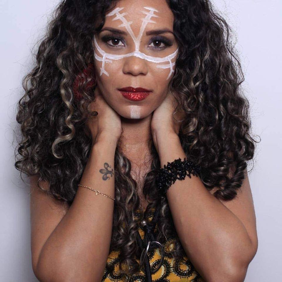 Jornal Vida Brasil Texas Lu-cabelo Personality of the month - Luciana Dornelles Ramos, mulher negra, guerreira e vencedora. Um belíssimo exemplo para todos. Arte & Cultura Destaques